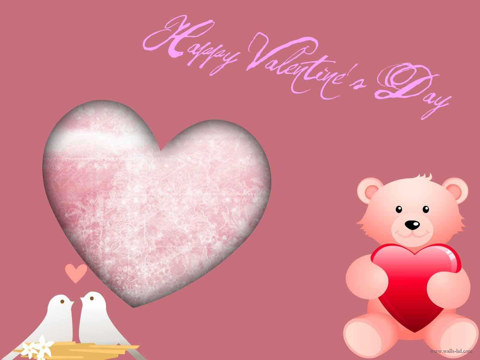 Cute Valentine S Day Wallpaper Wallpapers Backgrounds Valentines