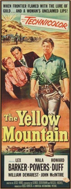 O morro da traição (1954)