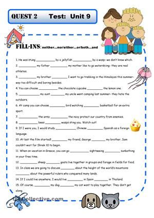 conjunctions review with key grammar pinterest english class and activities. Black Bedroom Furniture Sets. Home Design Ideas