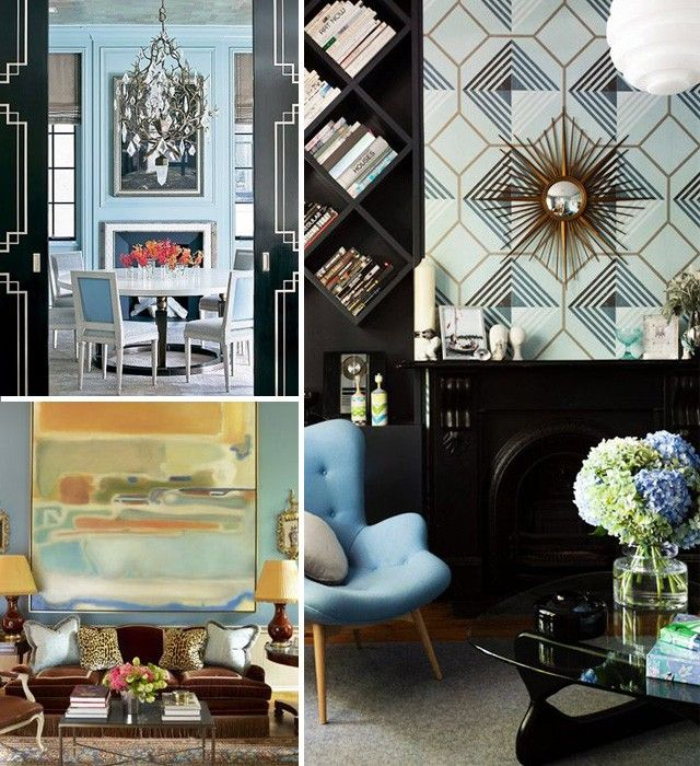 Top 5 Fashion Inspired Decorating Trends For 2015 Elle