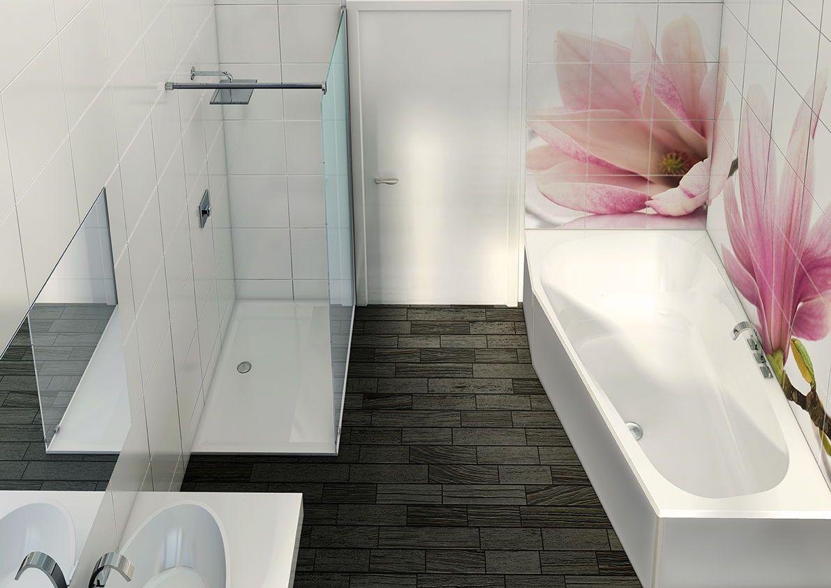 Finde Jetzt Dein Traumbad Wertvolle Tipps Von Der Planung Bis Zur Umsetzung Trapez Badewanne Neues Bad Granitfliesen