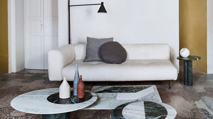 Dezeen   top home interiors of casa salvatori by elisa ossino also rh in pinterest