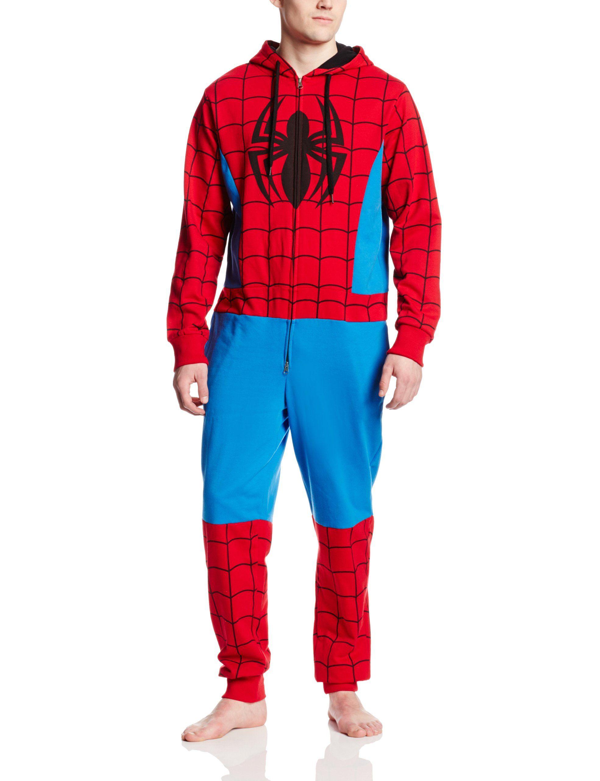 Marvel Men S Spidey Jumper Jumpsuits Royal Red Small Spiderman Hoodie Spiderman Man Hoodie Fashion [ 2560 x 1969 Pixel ]