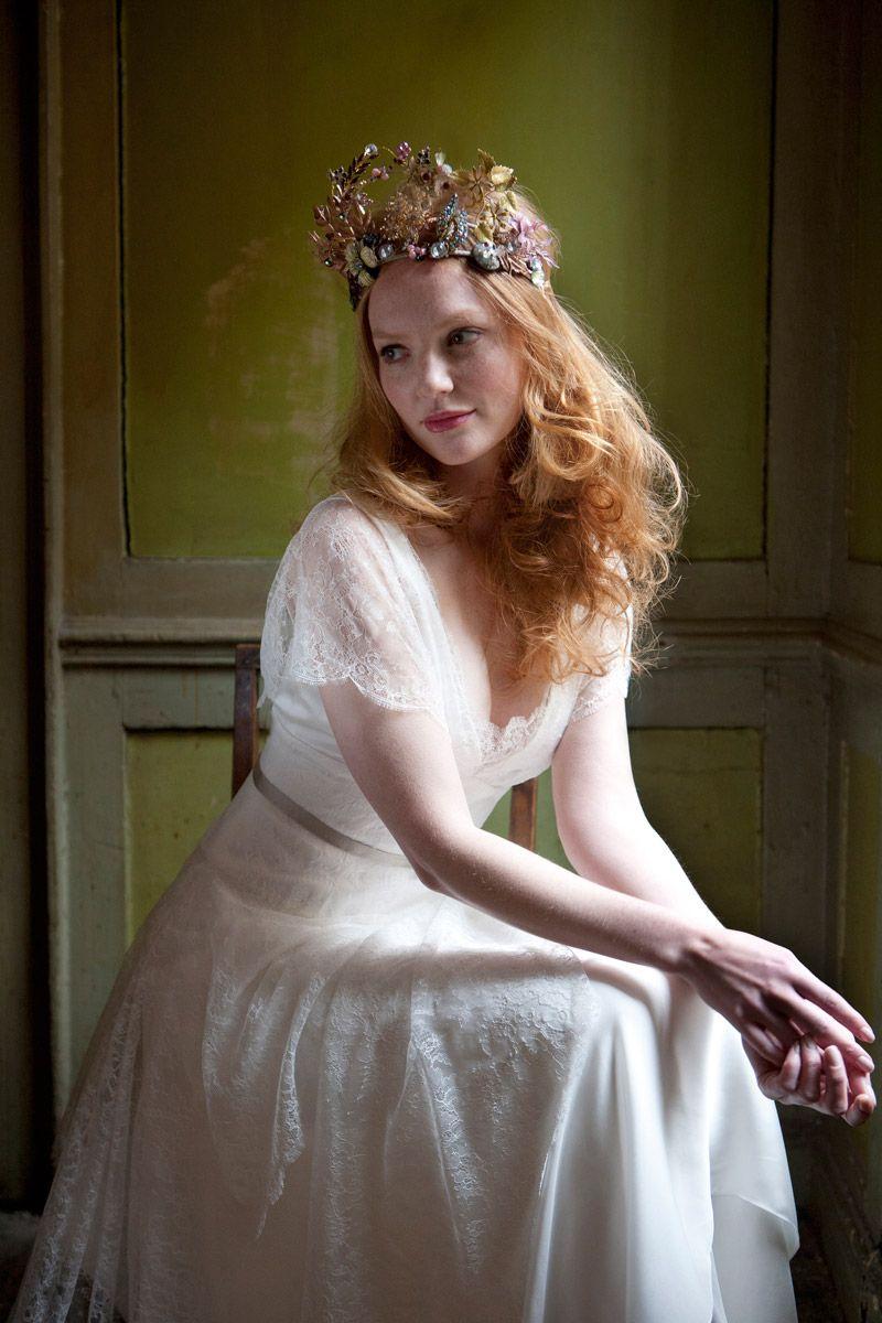 Sally lacock dress jeweled crown cherished vintage flower sally lacock dress jeweled crown cherished vintage izmirmasajfo