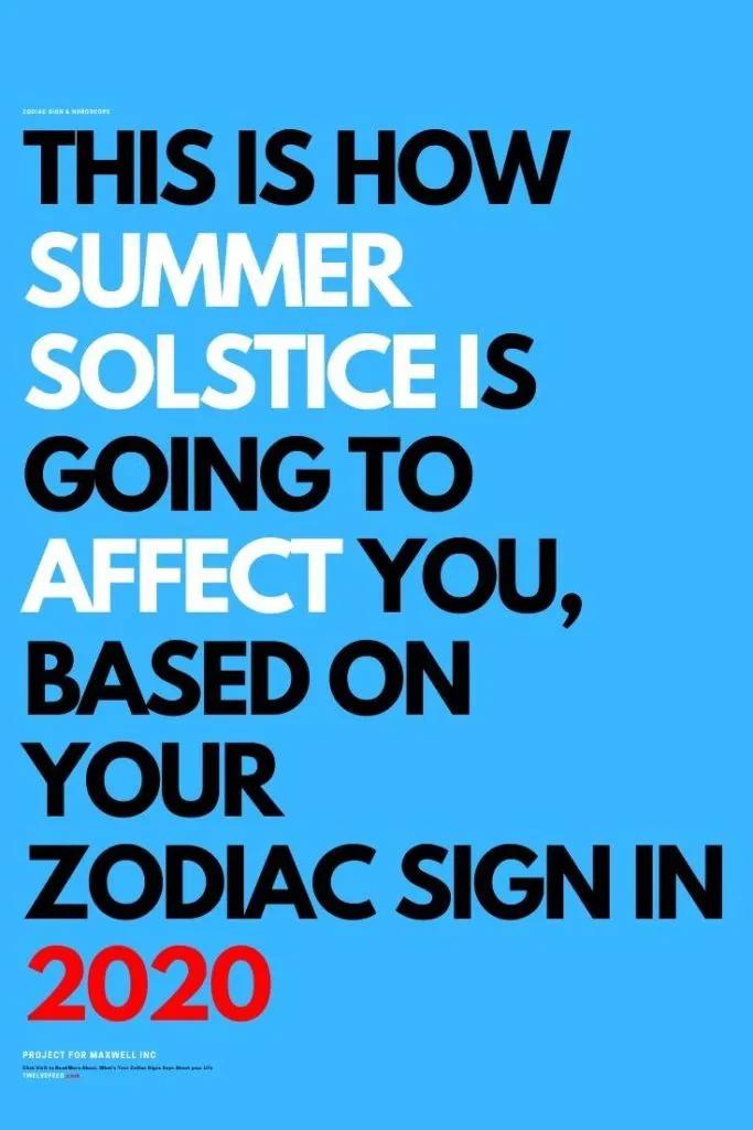 Summer Solstice Meme 2020