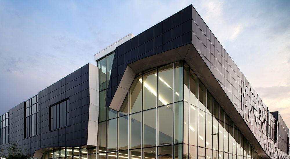 The Millwood Library In Canada S Edmonton Alberta