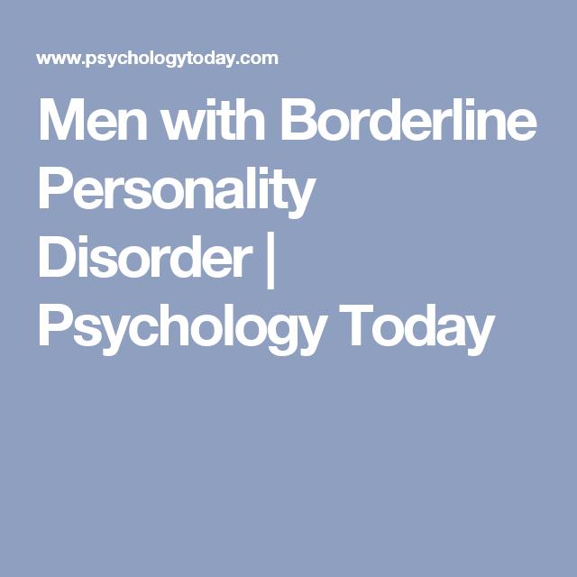 Psychology of mens behavior
