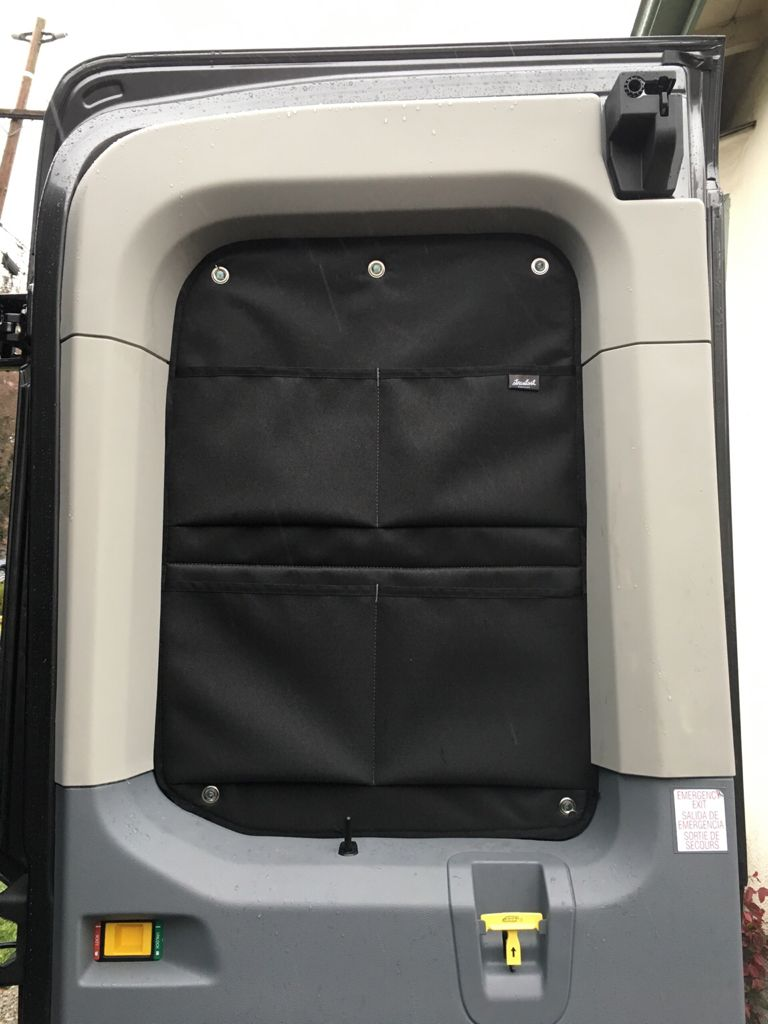 Insulated Window Covers Ford Transit Usa Forum Ford Transit