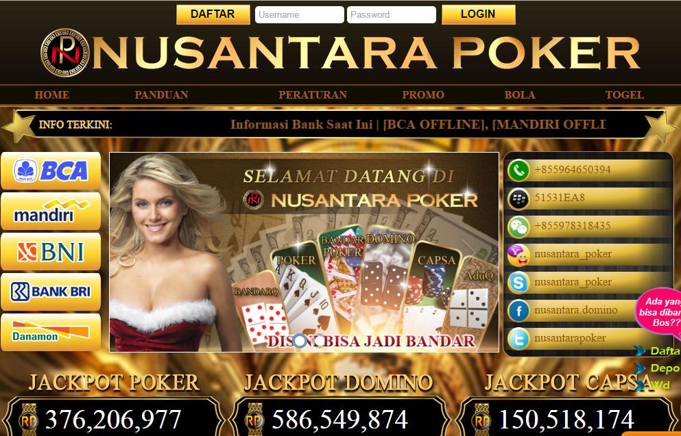 ปักพินในบอร์ด PokerVoVo.com   Agen Poker dan Domino KiuKiu