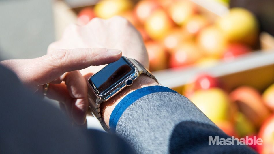 You can now see all the Apple Watch apps on the App Store