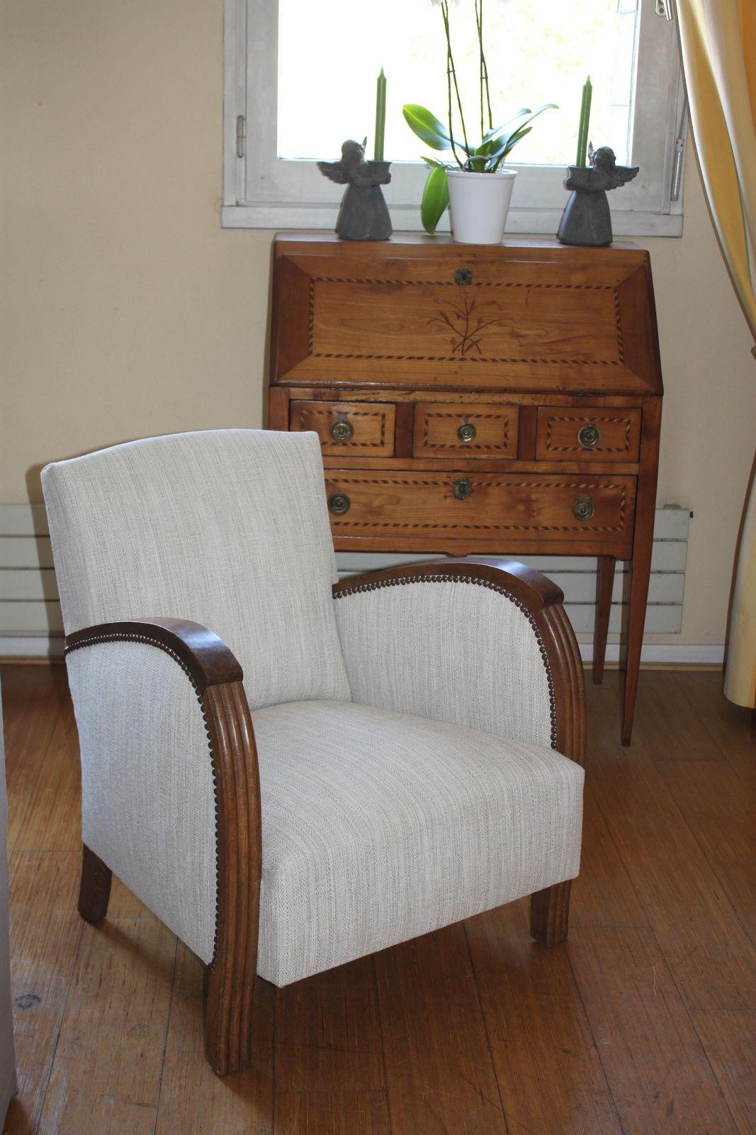 Mon Tit Bricolage Et DIY Pinterest Fauteuils Chaises Et - Formation decorateur interieur avec tapisser fauteuil crapaud