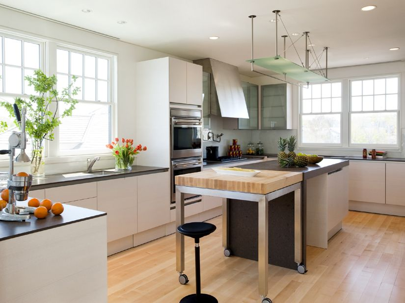 Dream House Magically Suspended On A Bluff Kitchen Island Table Ikea Kitchen Island Kitchen Layout