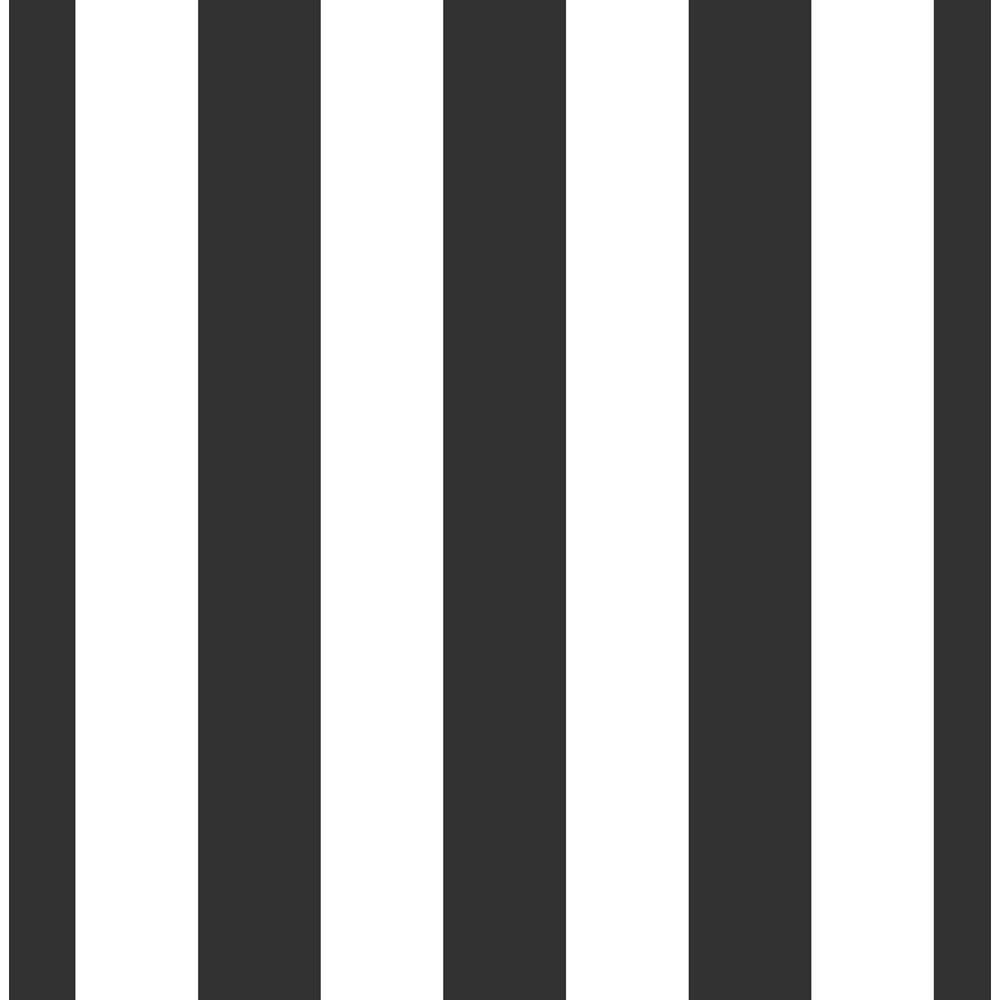 black and white striped wallpaper border Get Beautiful