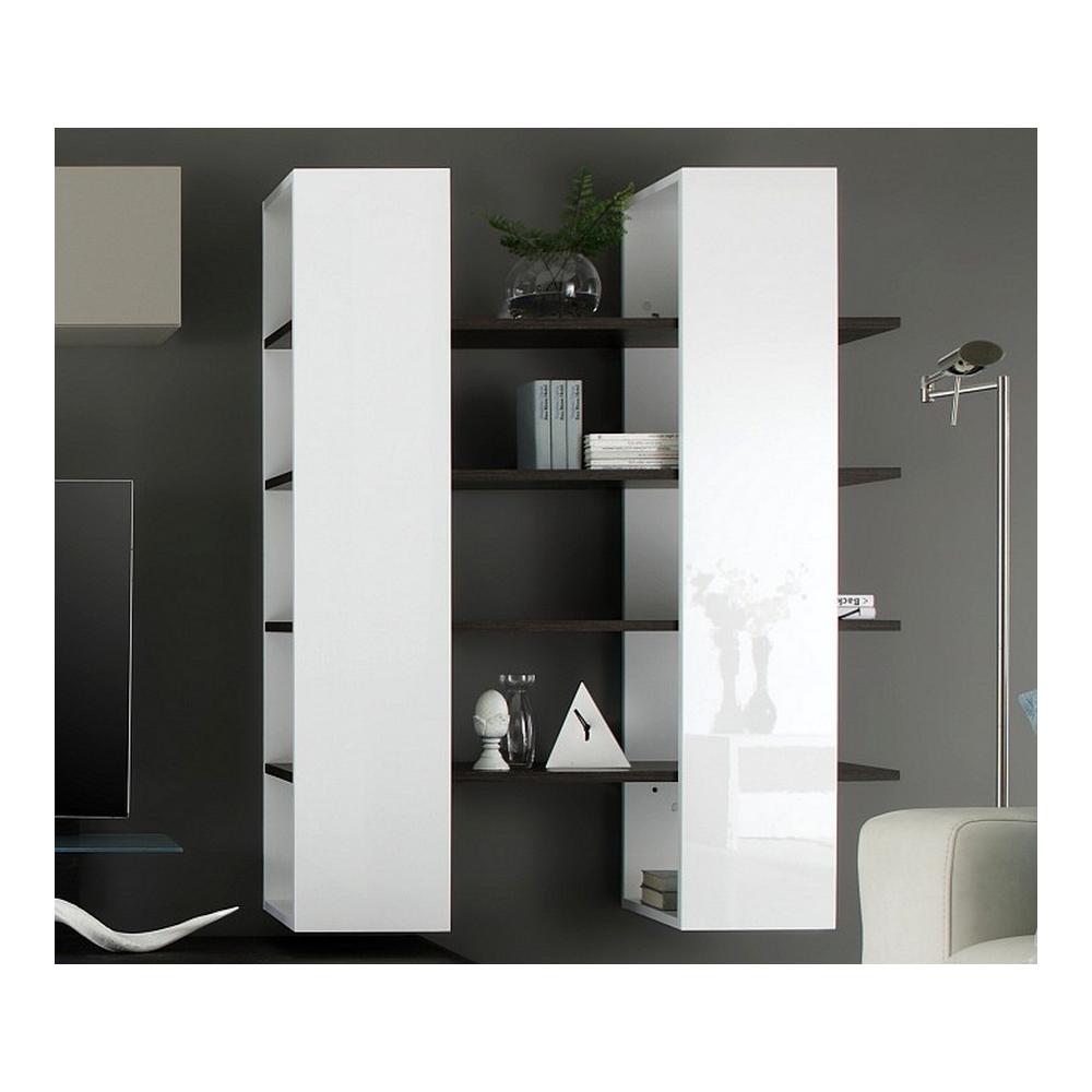 Petite bibliothèque design - Meuble de salon moderne - Meuble et ...