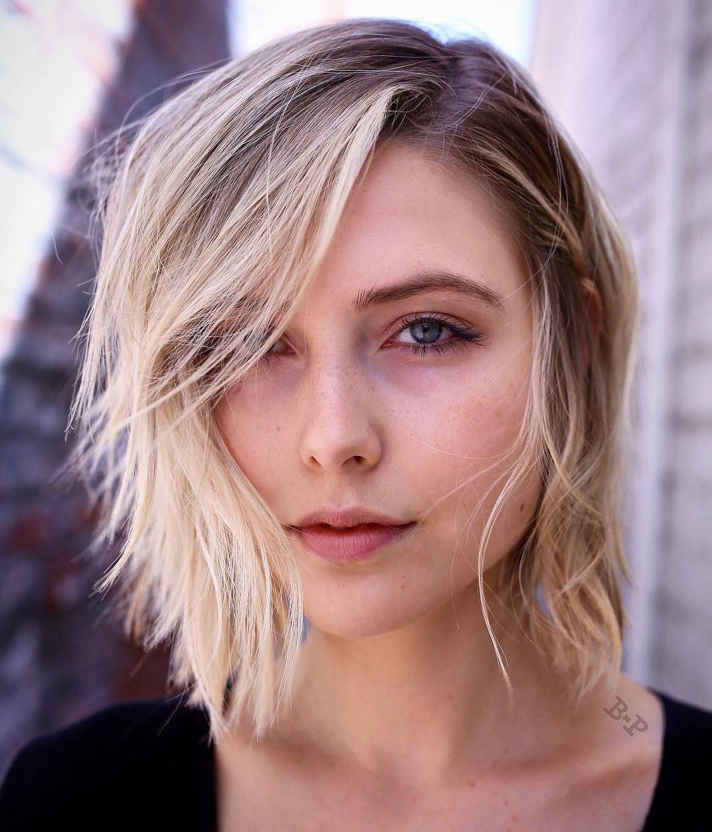 70 devastatingly cool haircuts for thin hair | pinterest | thin hair