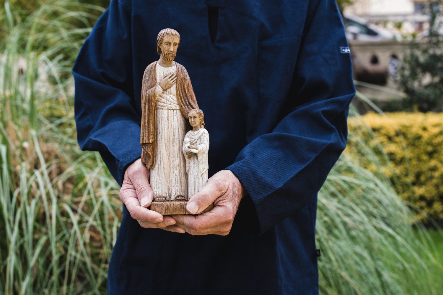 The Story Behind Using A St Joseph Statue To Sell Your House