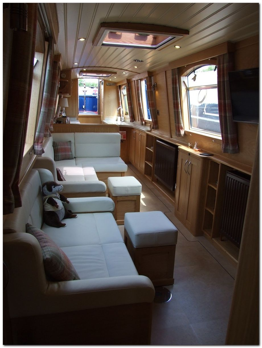 Cheap Houseboat Interior Ideas | Interiors, Boating and Boat interior