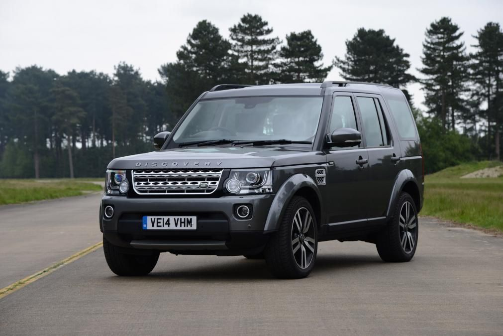 Land Rover Discovery Static Land Rover Discovery 2015 Land Rover Land Rover Discovery