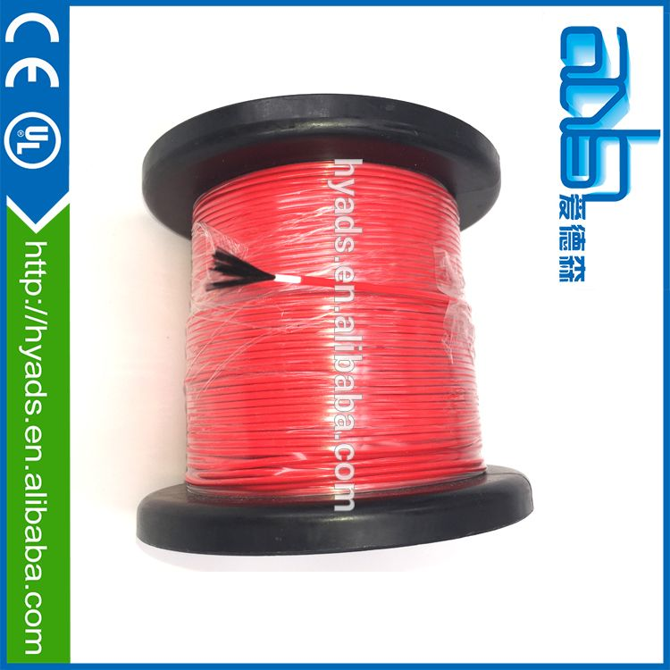 12 Volt Teflon Coated Carbon Fiber Heating Cable Wire Cable Wire Electronic Products Carbon Fiber