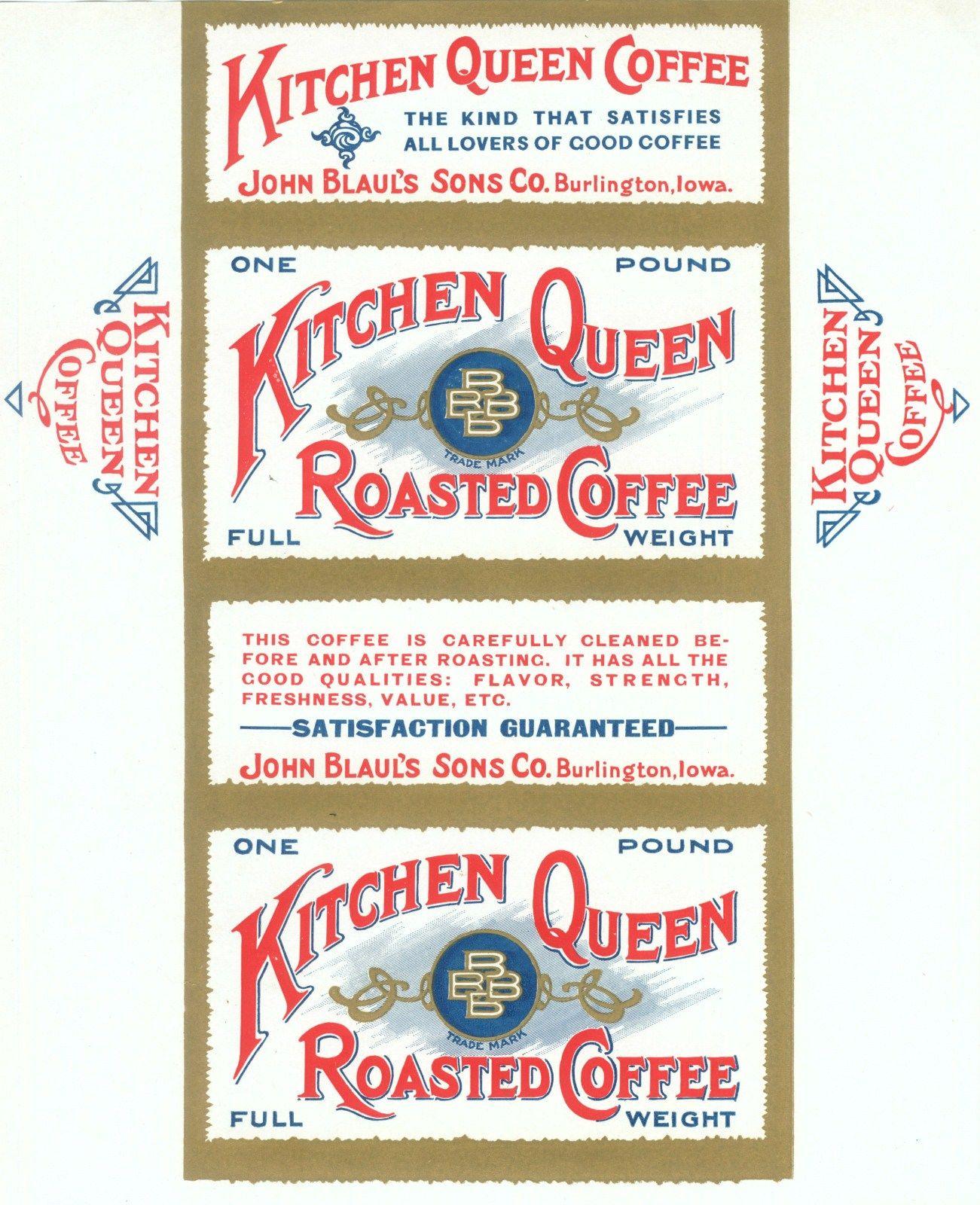 Miniature Printables Food Labels