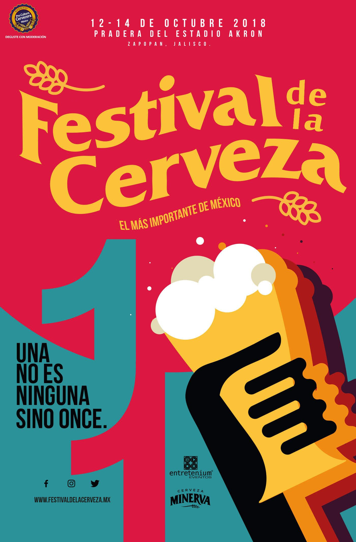 Festival De La Cerveza On Behance Beer Festival Indesign Templates Graphic Design Posters