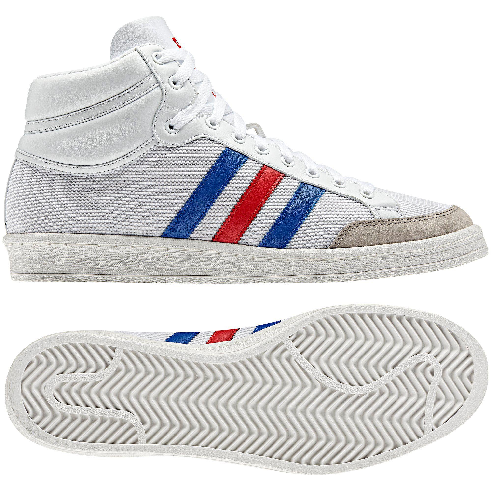 promo code b3b60 6ca8d Hommes Chaussures Americana Hi 88, running white  vivid red  true blue