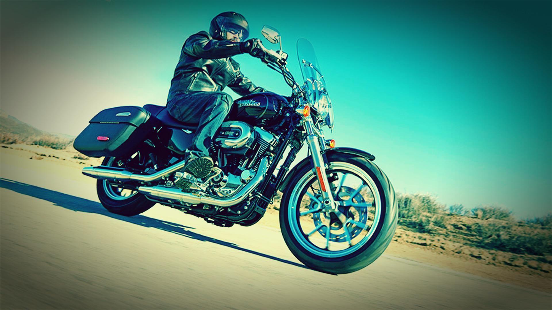 wallpapers Harley Davidson SuperLow 1200T 2014 2014 Harley