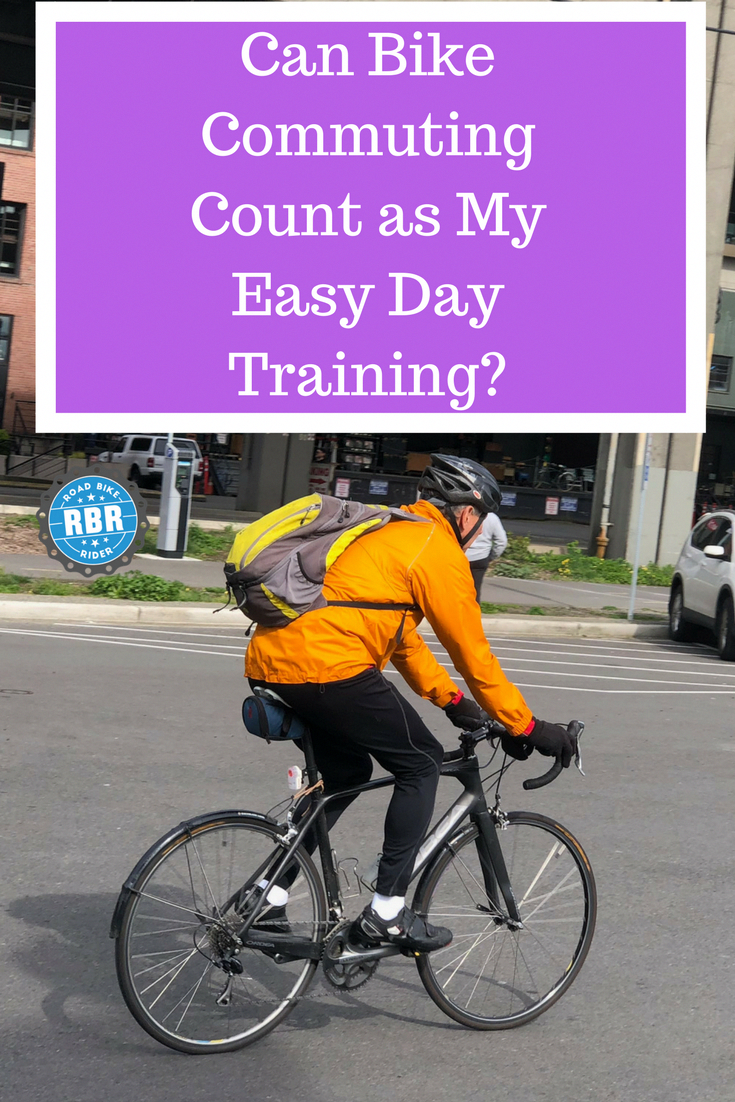 Can Bike Commuting Count As Your Easy Day Training For Bicycle