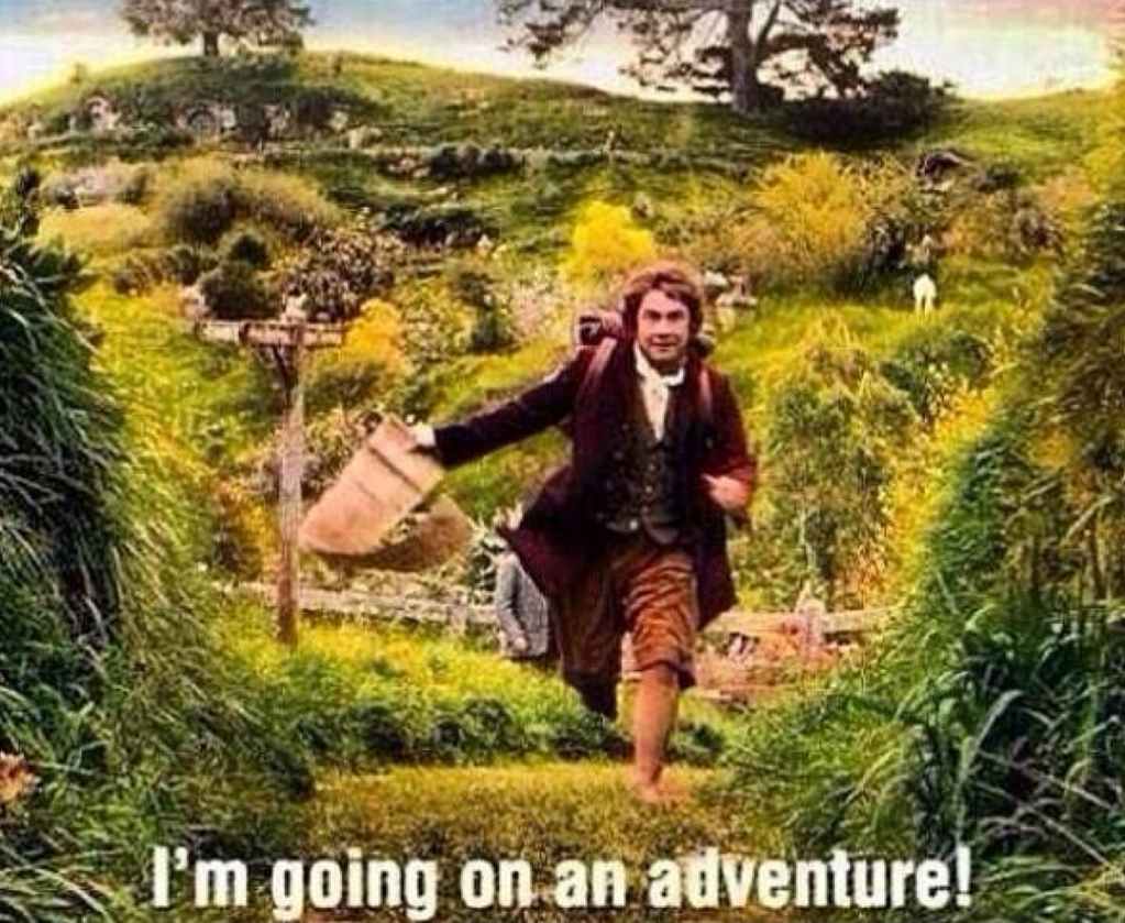 When the teacher sends you to take something to another room