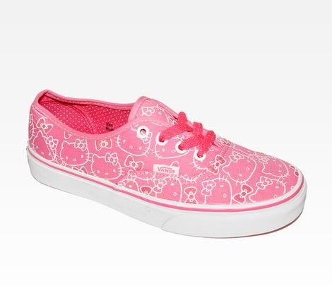 Zapatos rosas Vans Authentic infantiles lrMbuLTv