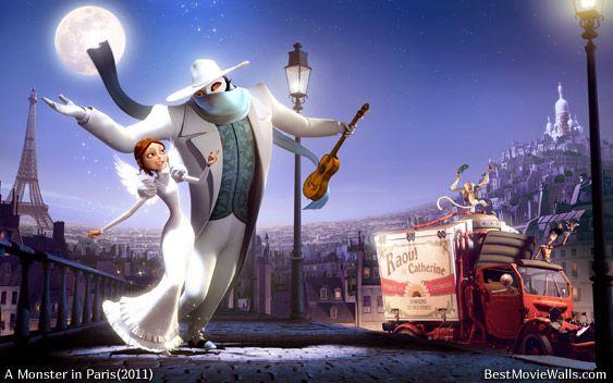 A Monster In Paris 01 Bestmoviewalls By Bestmoviewalls Deviantart