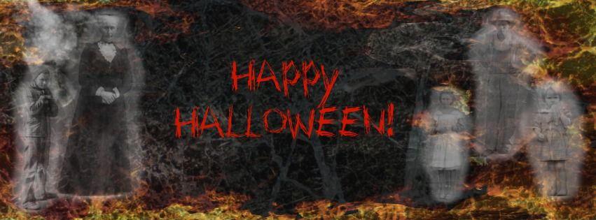 Creepy Halloween Facebook Cover Photo Facebook Cover Photos
