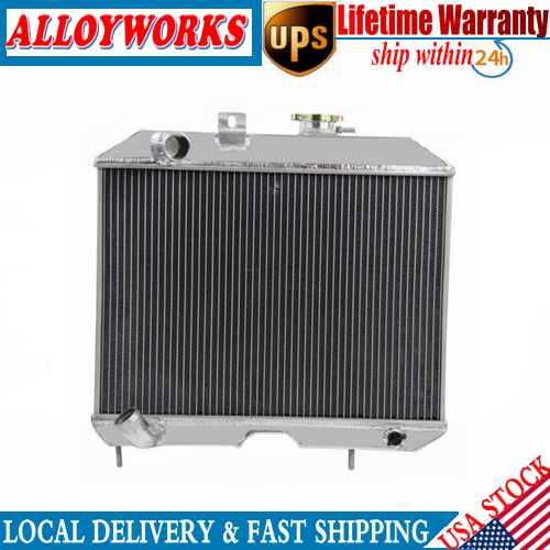 Willys Truck - Willys Truckideas #willystruck 4 Row Aluminum