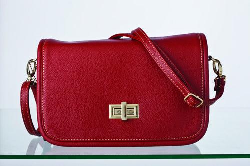 27097b4659 Red shoulder bag by Perllini   Mel  45.90