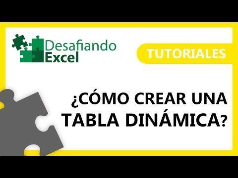 9 Ideas De Excel Tablas Dinamicas Tabla Dinámica Informática Computacion