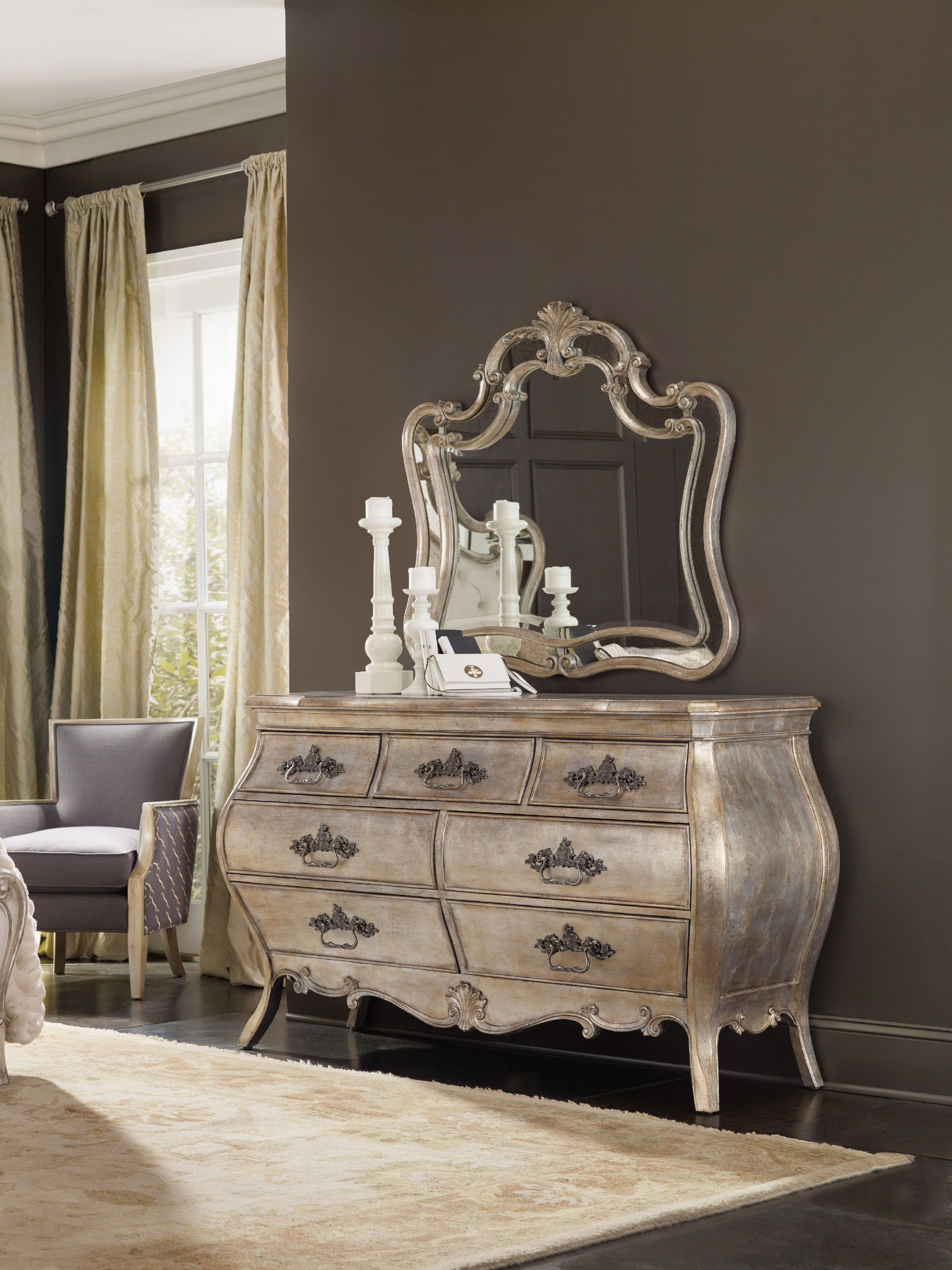 Hooker Furniture Bedroom Sanctuary Dresser 5413-90002