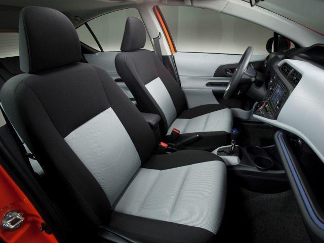 Nice Toyota 2017 - 2013 Toyota Prius c Pictures: Front seats | U.S.