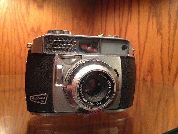 Vintage Baldessa 1b 35mm Film Camera by DarlingDyesApparel on Etsy