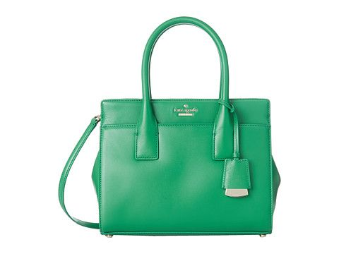 Kate Spade New York Lucca Drive Small Candace Sprout Green - Zappos Couture