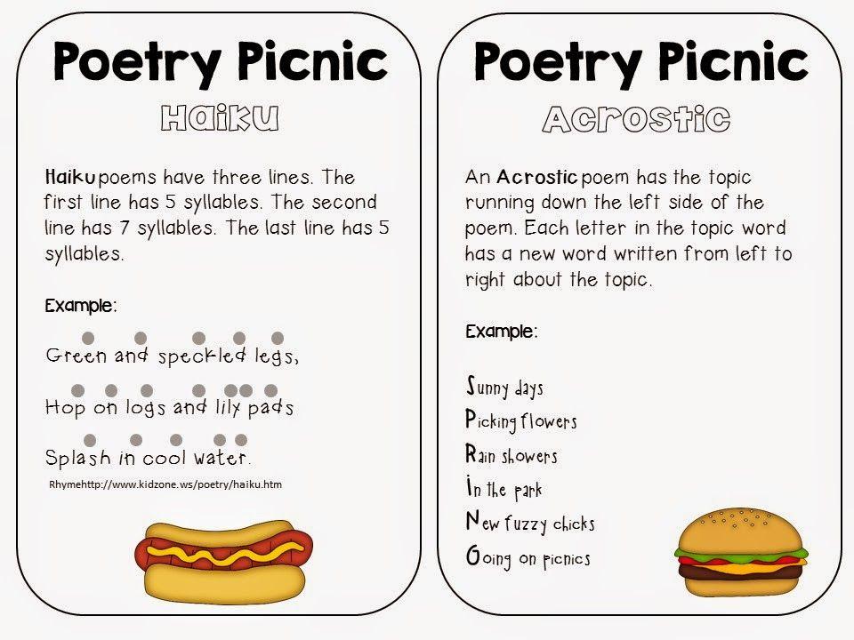 A Poets Picnic