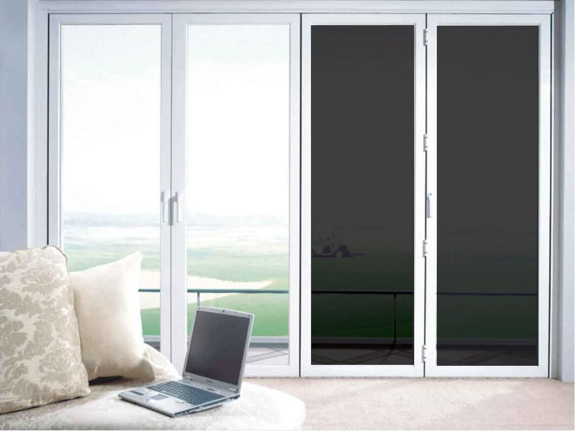 P B Our Privacy Solar Control Window Film B Is Not Only One Way