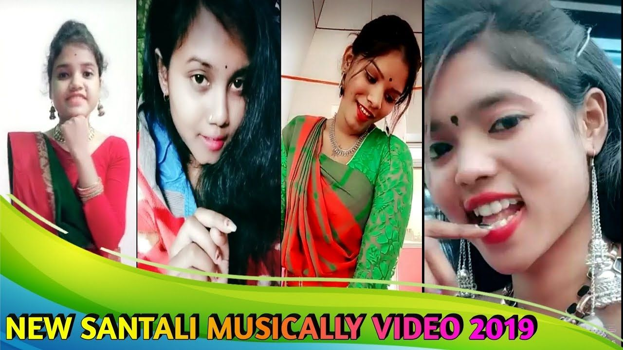 New Santali Musically Video 2019    Santali Like Video    Santali TikTok  Video   Youtube, Music, Video