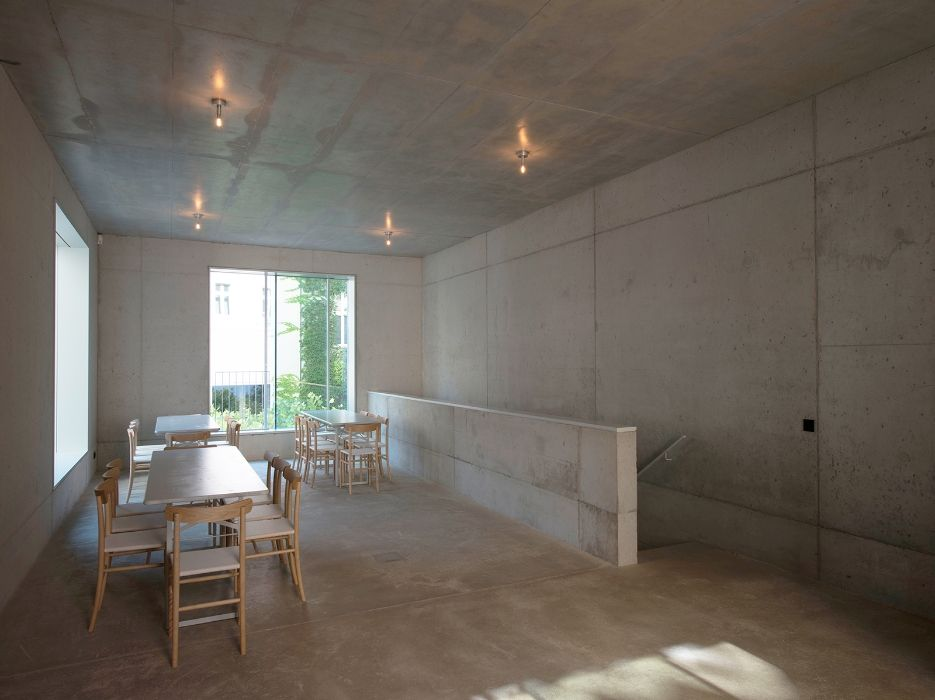 David Chipperfield Architects Architekt, Lokal, Berlin