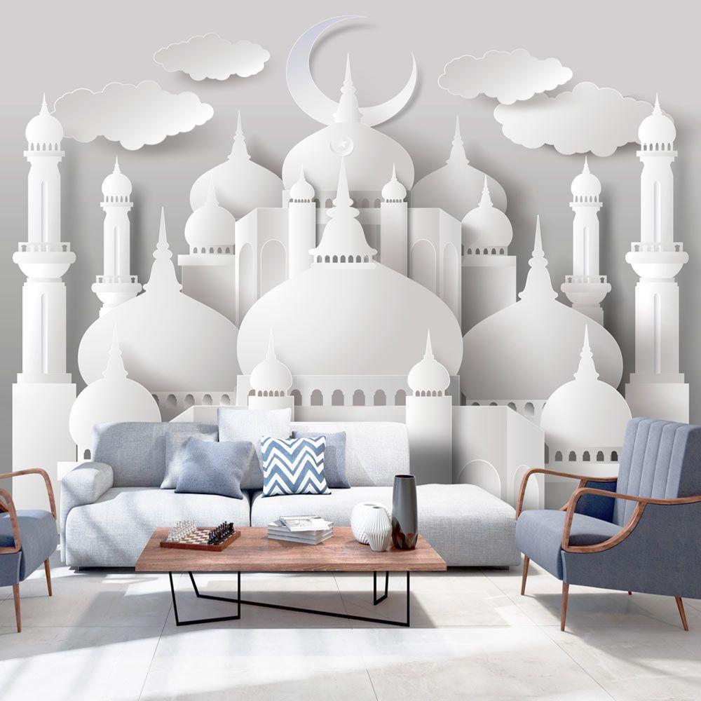 vlies fototapete tapeten xxl wandbilder tapete orient 1000 1000 chantal. Black Bedroom Furniture Sets. Home Design Ideas