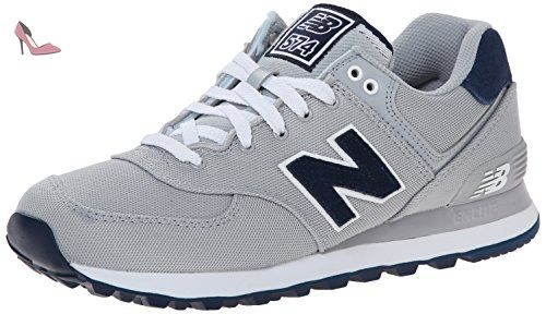 chaussures new balance homme blanc