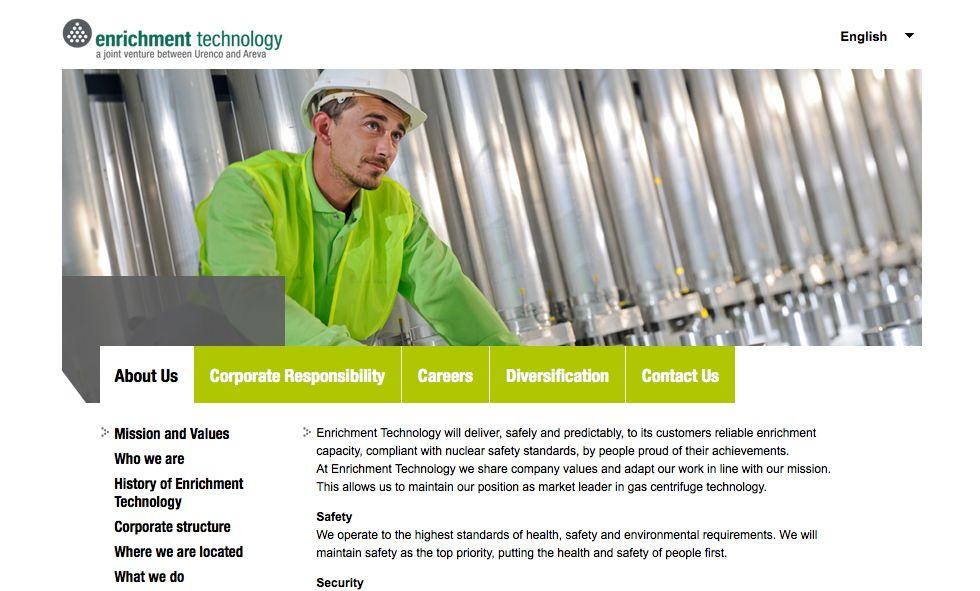 Projectmanagement nieuwe website ETC incl. content management in 4 talen / Corporate Communicatie / Huisstijl bewaking / Media inkoop / Sponsoring / Communicatieadvies bij ETC