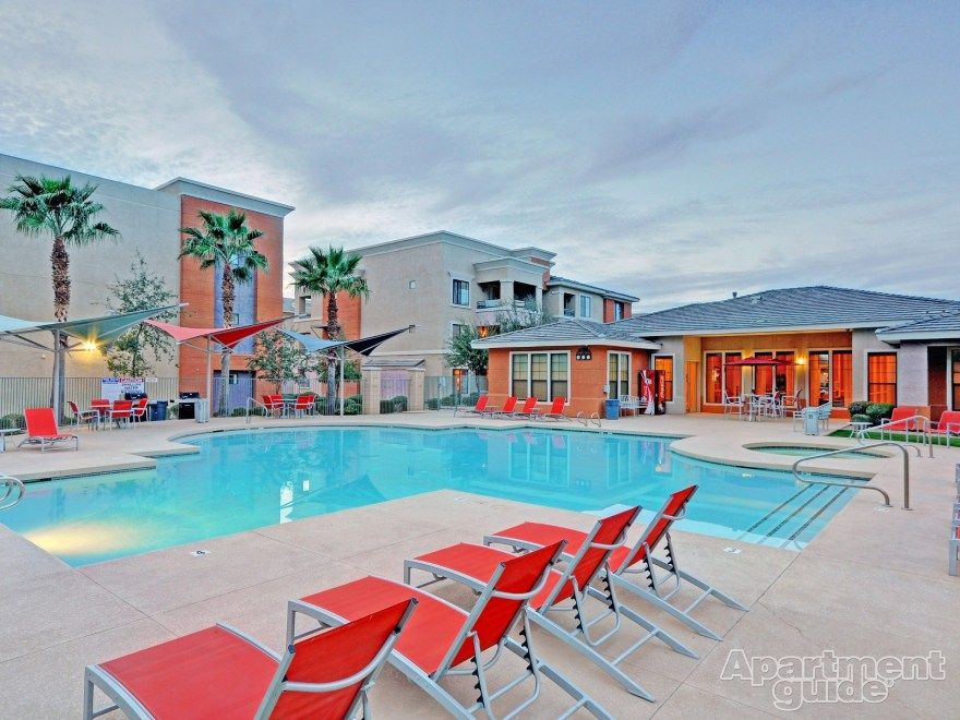 Take a refreshing swim in the #pool at Waterford At Superstition ...