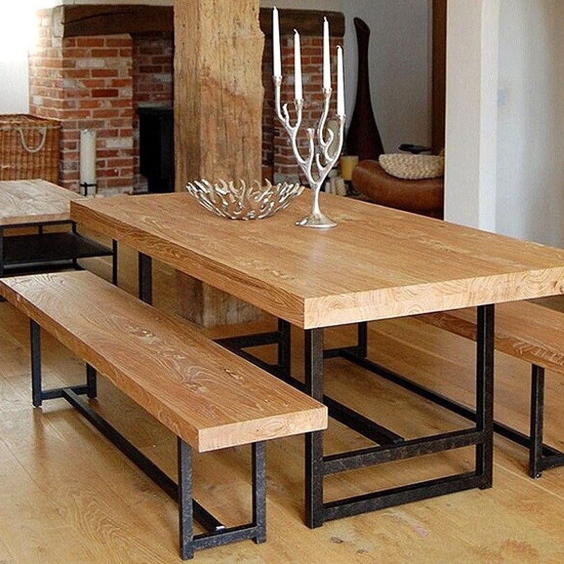 17+ Pallet dining table and bench Trend