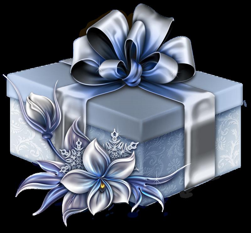 Картинки коробка подарок с днем рождения
