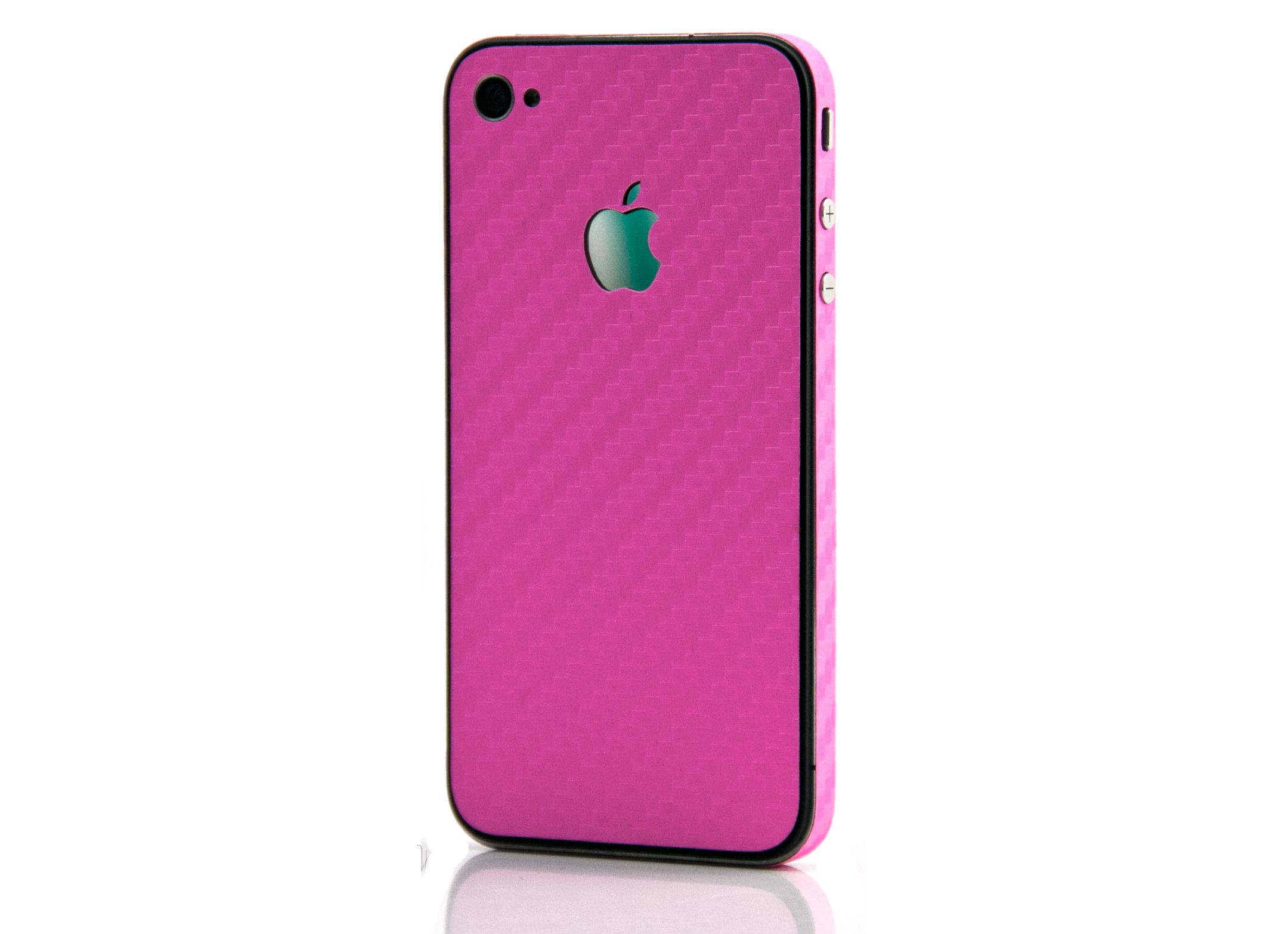 Our Carbon Fiber wrap adds style and protection to your iPhone! Available in a variety of colors.